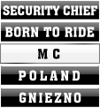 SECURITY CHIEF GNIEZNO